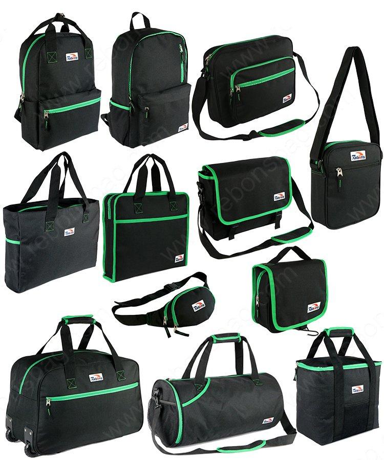 3ddf424587 Nylon Book Backpack Travel One Strap Handbag for Boy Girls