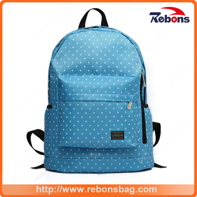 High Quality Material Waterproof Neoprene Allover Pattern Spot Kids Backpack for Easy Carring