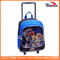 Printing Wholesale Waterproof Nylon Primary Middle School Students Bag with Weels