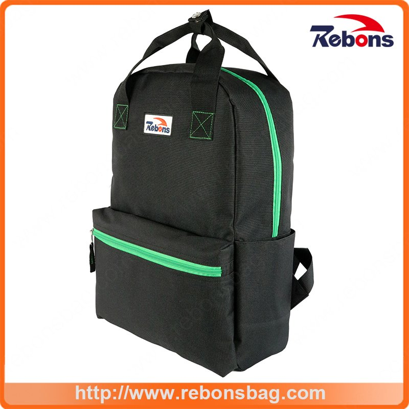Nylon Book Backpack Travel One Strap Handbag for Boy Girls
