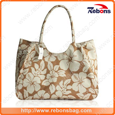 Modern Stylish Casual Woman Handbags with Painting