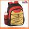 New Design Contrast Color Zipper Compartment Rechargeable Electric Backpack Sprayer with Elastic Cord