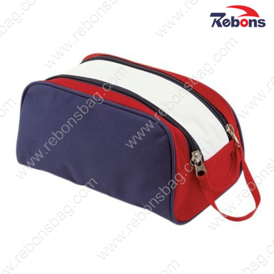 Custom Promotional 600d Polyester Outdoor Travel Sports Shoe Bags