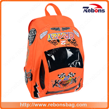 Newest Selling Excellent Quality Cute 3D Car Shape School Bags for Kids
