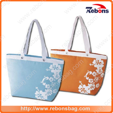 Jacquard Printing Strong Soft Beach Bag for Ladies