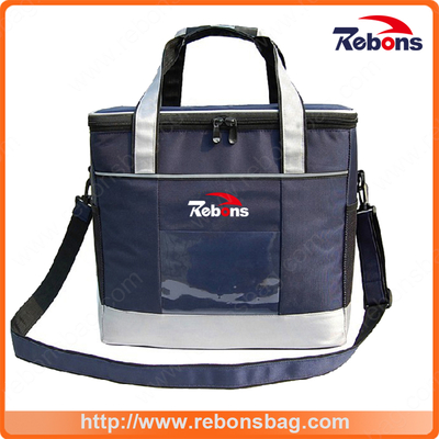 Luxurious Sublimation Insulated Eco-Friendly Design Cooler Bag for Lunch Carrying