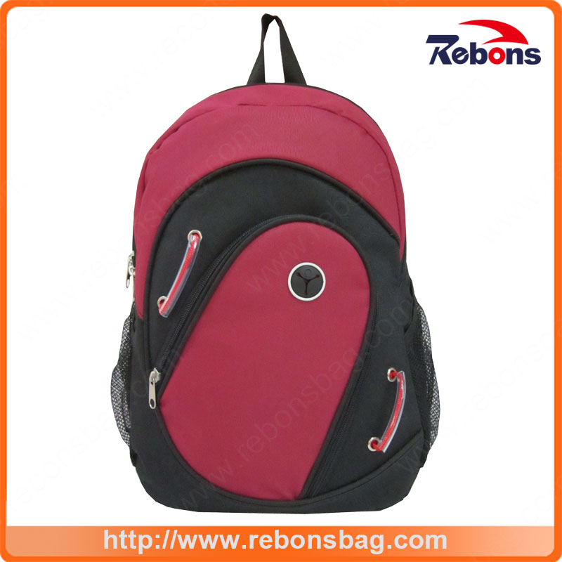 Hot Sale Polyester Backpack Durable Laptop Computer Bag for Traveling