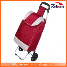 Customized Logo Mini Shopping Cart Shopping Cart Bag for Packing Food