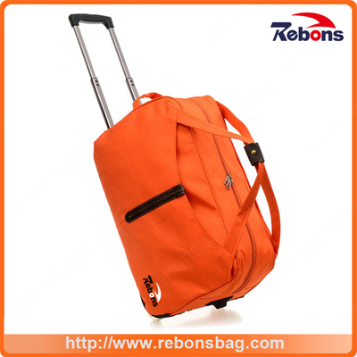 New Style Trendy Customized Dual-Use Trolley Bag with Strong Handle