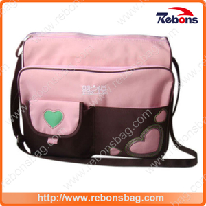 Patterned Patchwork Big Compartment Baby Bag Mommy Bag