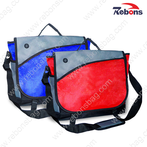 Wholesale Fabric Travel Sling Shoulder Messenger Bags with Handle