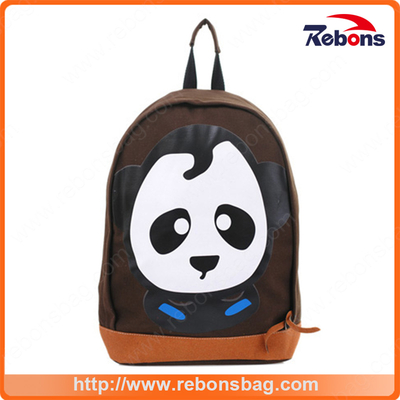 Printed Animal Cute Kid Backbag for Children Shool Bag