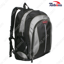 High Quality Black 1680d Durable Laptop Bag Backpack
