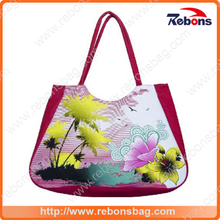 Hawaii Style Patterned Beach Bag for Traveling