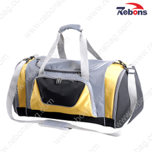 600d Polyester Large Men Sport Travel Luggage Bag