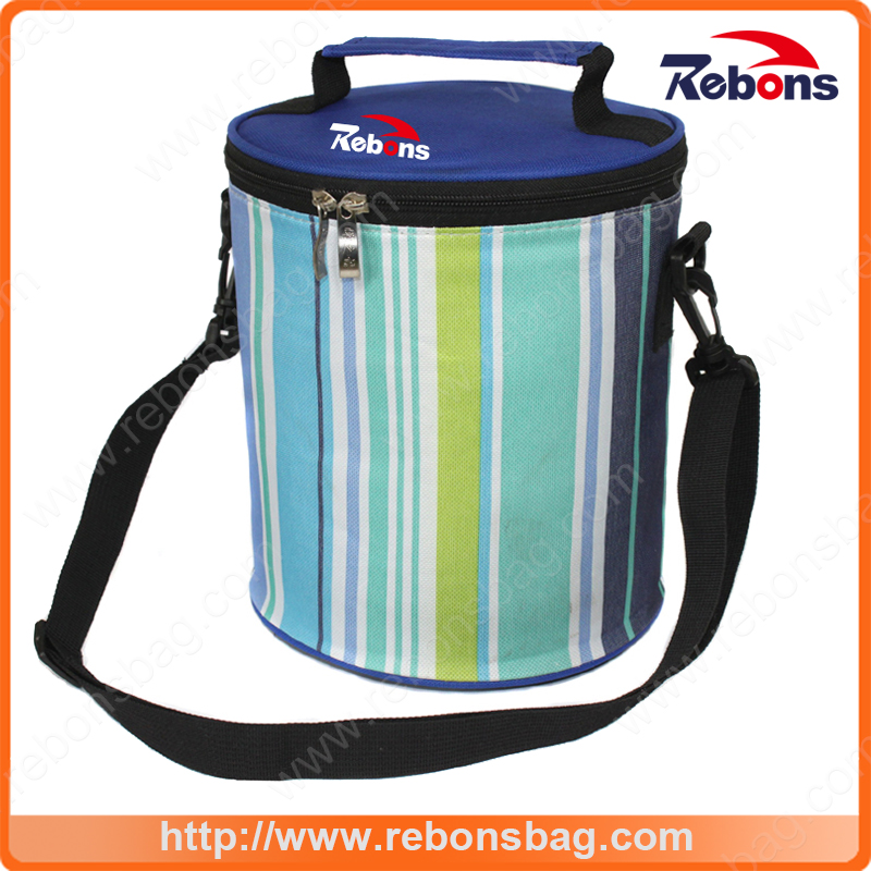 Top Quality Customized Canvas Insulated Handy Multifunctional Cooler Bag for Outdoor Lunch