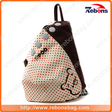 Patterned Bear Lovely Stylish Backpack for Outdoors