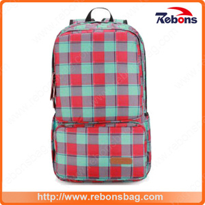 Plaid Cute Backpacks Name Backpacks for Students