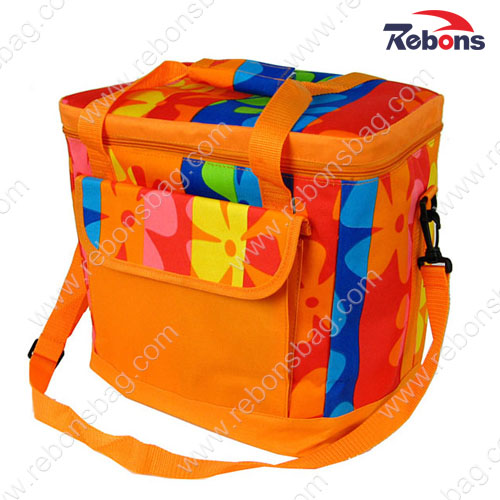 Fashion Ladies Outdoor Sports Travel Frozen Insulated Cooler Bags