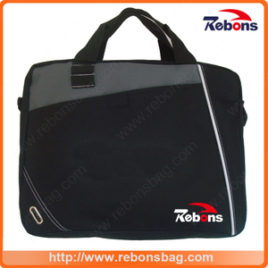 Promotion Polyester Laptop Messenger Shoulder Computer Document Notebook Bag Business Computer Bags Tablet Laptop Bags for Travel